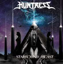 Huntress: Starbound Beast, CD