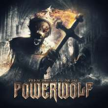 Powerwolf: Preachers Of The Night, CD