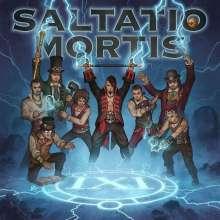 Saltatio Mortis: Das schwarze Einmaleins, CD