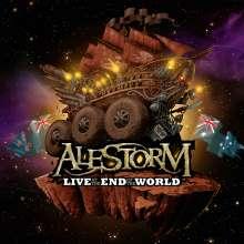 Alestorm: Live 2013: At The End Of The World (DVD + CD), 1 DVD und 1 CD