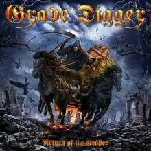Grave Digger: Return Of The Reaper, CD