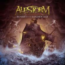 Alestorm: Sunset On The Golden Age, CD