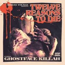 Ghostface Killah: Twelve Reasons To Die (Limited Deluxe Edition), 2 CDs