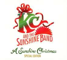 KC & The Sunshine Band: A Sunshine Christmas (Deluxe-Edition), CD