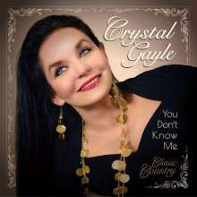 Crystal Gayle: You Don't Know Me, CD