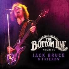 Jack Bruce: Bottom Line Archive: Live 1980, 2 CDs