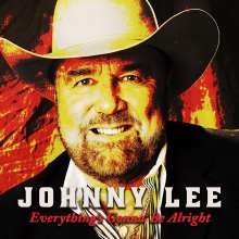 Johnny Lee: Everything's Gonna Be Alright, CD
