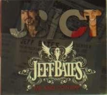 Jeff Bates: Me & Conway, CD