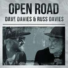 Dave Davies & Russ Davies: Open Road, CD