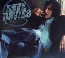 Dave Davies: Decade, CD