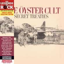 Blue Öyster Cult: Secret Treaties (Limited Collector's Edition), CD