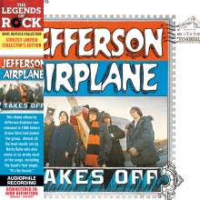 Jefferson Airplane: Takes Off  (Limited Collector's Edition), CD