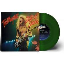 Ted Nugent: State Of Shock (remastered) (Limited Edition) (Translucent Forest Green Vinyl), LP