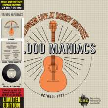 10,000 Maniacs: Halloween Live At Disney Institute (Limited Collector's Edition), CD