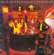 Blue Öyster Cult: Spectres (remastered) (Limited Edition) (Translucent Blue Vinyl), LP