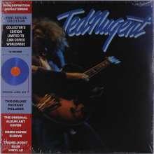 Ted Nugent: Ted Nugent (remastered) (Limited Edition) (Translucent Blue Vinyl), LP