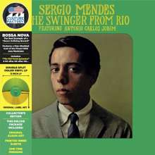Sérgio Mendes (geb. 1941): The Swinger From Rio (Limited Edition) (Yellow & Green Vinyl), LP