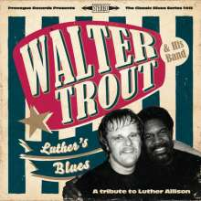 Walter Trout: Luther's Blues:  A Tribute To Luther Allison, CD