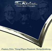 The Rides (Stephen Stills, Kenny Wayne Shepherd  & Barry Goldberg): Can't Get Enough, CD