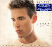 Jonny Lang: Fight For My Soul (Limited Edition), CD