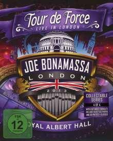 Joe Bonamassa: Tour De Force: Live In London, Royal Albert Hall 2013, 2 DVDs