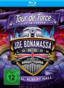 Joe Bonamassa: Tour De Force: Live In London, Royal Albert Hall 2013, Blu-ray Disc
