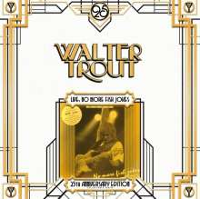 Walter Trout: No More Fish Jokes - Live (180g) (Limited Edition) (25th Anniversary Series), 2 LPs