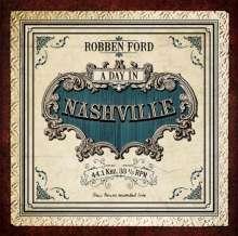 Robben Ford: A Day In Nashville (180g), LP