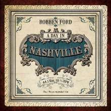 Robben Ford: A Day In Nashville, CD