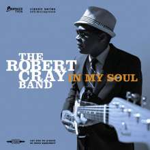 Robert Cray: In My Soul (Limited Edition), CD