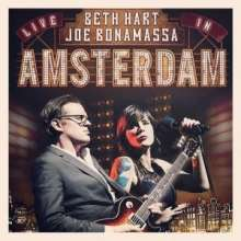 Beth Hart & Joe Bonamassa: Live In Amsterdam (180g) (Limited Edition), 3 LPs