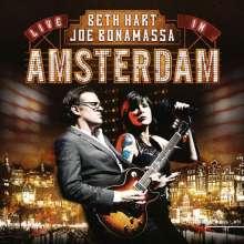 Beth Hart & Joe Bonamassa: Live In Amsterdam, 2 CDs