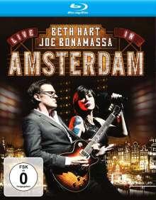 Beth Hart & Joe Bonamassa: Live In Amsterdam, Blu-ray Disc