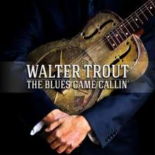 Walter Trout: The Blues Came Callin' (180g), 2 LPs