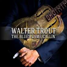 Walter Trout: The Blues Came Callin' (Special Edition) (CD + DVD), 2 CDs