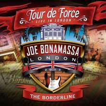 Joe Bonamassa: Tour De Force: Live In London, The Borderline 2013, 2 CDs