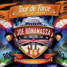 Joe Bonamassa: Tour De Force: Live In London, Hammersmith Apollo 2013, 2 CDs