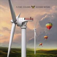 Flying Colors: Second Nature, CD