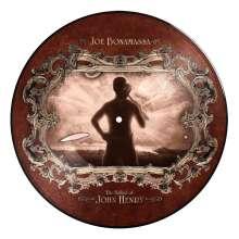 Joe Bonamassa: Ballad Of John Henry (Limited Edition) (Picture Disc), LP