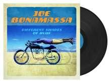 Joe Bonamassa: Different Shades Of Blue (180g), LP
