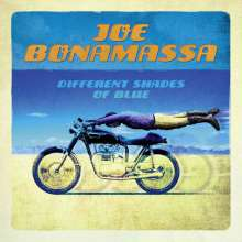 Joe Bonamassa: Different Shades Of Blue, CD