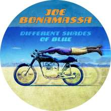 Joe Bonamassa: Different Shades Of Blue (Limited Edition) (Picture Disc), LP