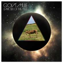 Gov't Mule: Dark Side Of The Mule (Deluxe-Edition), 3 CDs und 1 DVD