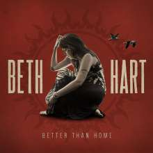 Beth Hart: Better Than Home (180g) (Limited Edition) (Red Vinyl), LP