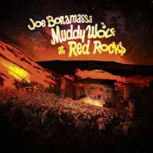 Joe Bonamassa: Muddy Wolf At Red Rocks, 2 CDs