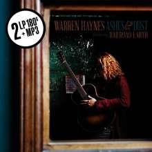 Warren Haynes: Ashes & Dust (feat. Railroad Earth) (180g), 2 LPs