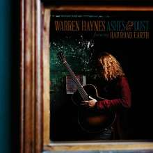 Warren Haynes: Ashes & Dust (Featuring Railroad Earth), CD