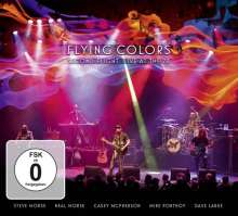 Flying Colors: Second Flight: Live At The Z7, 2 CDs