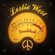 Leslie West: Soundcheck, CD