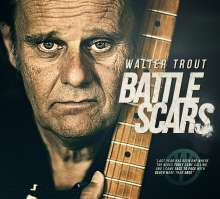 Walter Trout: Battle Scars (Deluxe Edition), CD